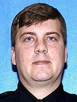 Killer cop Christopher Manney was fired but has appealed; now he faces no criminal charges.