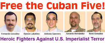 The Cuban Five prisoners are now freed from U.S. prisons after a long campaign.