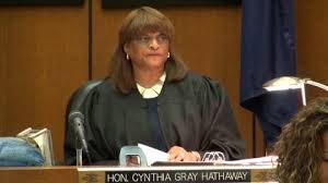 Wayne County Circuit Court Judge Cynthia Gray Hathaway