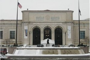 Detroit Institute of Arts saved for private elite.
