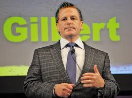 Dan Gilbert, billionaire owner of Quicken Loans, real estate empire, Cleveland Cavaliers, casinos