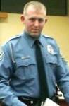 Killer cop Darren Wilson--FERGUSON