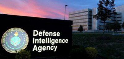 HQ of U.S. Defense Intelligence Agency.