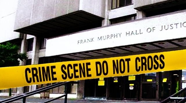 FRANK MURPHY HALL OF INJUSTICE