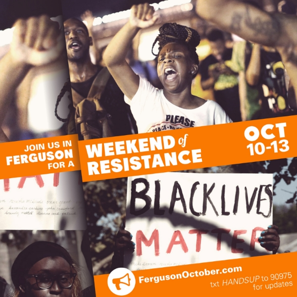 Ferguson weekend
