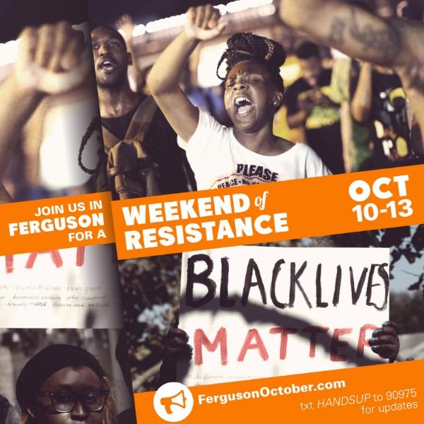 Ferguson weekend