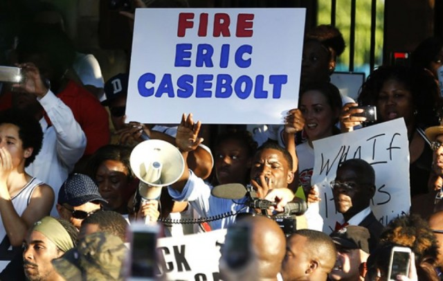 Thousands rallied in McKinney, Texas June 8 demanding that cop Eric Casebold be fired and racist police brutality stop.