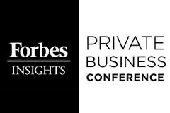Forbes private business conference
