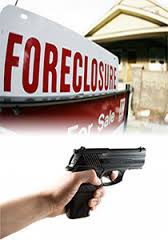 Foreclosure gun