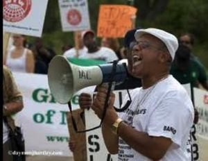 Rev. Pinkney ran for Congress against Whirlpool-sponsored Fred Upton on the Green Party slate in 2008.