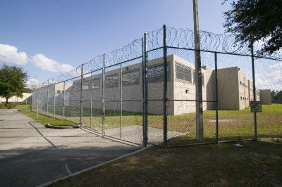Holmes Correctional Institution in Florida