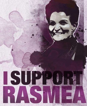 Rasmea Odeh, Palestinian-American activist whose deportation Judge Drain upheld, not allowing testimony about her torture by the Israeli army. His decision has since been overturned.