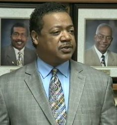 Inkster City Manager Richard Marsh, Jr.