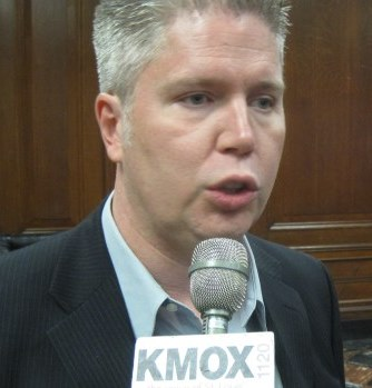 Jeff Roorda, Business Manager for St. Louis Police Officers Association