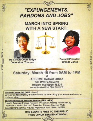 Job fair ex offenders