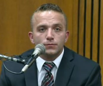 "John Zeileniewski--unpaid auxiliary Inkster cop admits to using ""N"" word repeatedly."