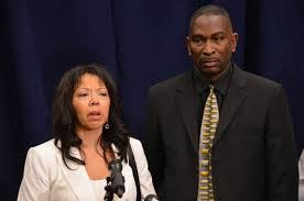 Jordan Davis' parents Lucia McBath and Ronald Davis