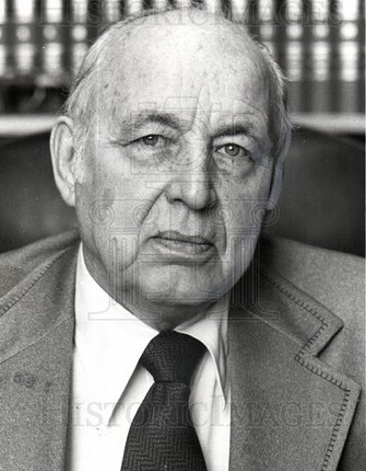 Judge Joseph Maher in 1976, the year before Lewis trial.