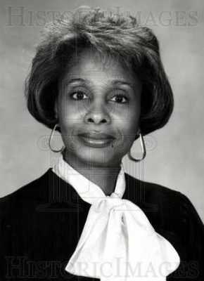 Judge Vera Massey Jones in 1990. Two years later, she declared JLWOP unconstitutional.