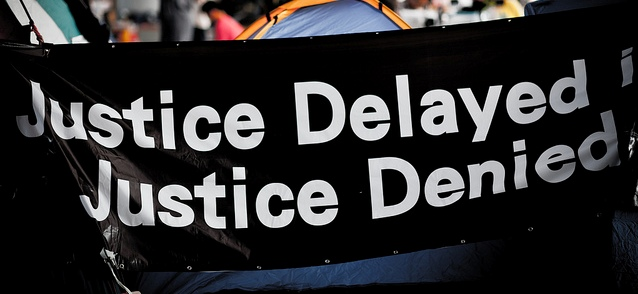 Justice delayed denied