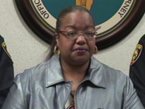 Wayne Co. Prosecutor Kym Worthy