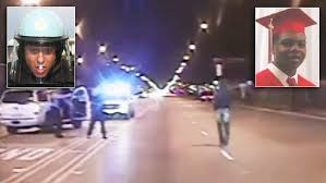 First Chicago police shootings since massive marches protesting killing of LaQuan McDonald, shot 16 times.