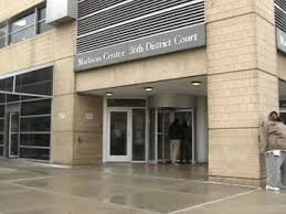 36th District Court is where Detroit landlords must go to handle eviction proceedings. Located at 421 Madison Avenue in downtown Detroit, it is also the court where the second part of Alonzo Long Jr.s hearing will be held Fri. Jan. 2 @ 1pm.