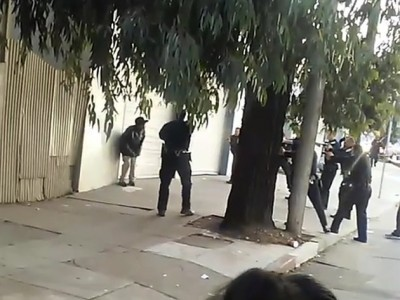 Mario Woods, executed by San Francisco cops