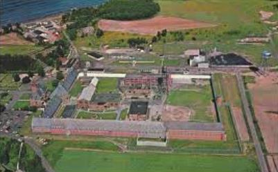 Marquette Branch prison, isolated in Michigan's Upper Peninsula, a long drive the rest of the state.
