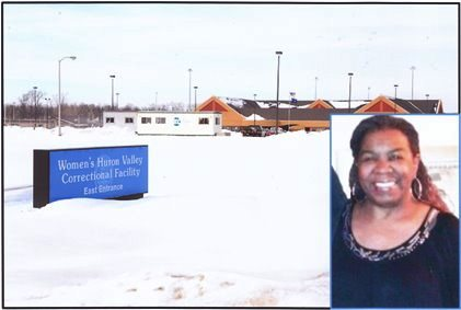 Mary Stafford is currently in Michigan's Huron Valley Women's Correctional Facility for crimes she did not commit.