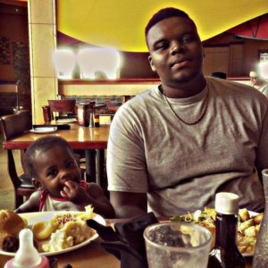 Michael Brown, 18 when he was shot multiple times and killed by Officer Darren Wilson. No charges have been brought,