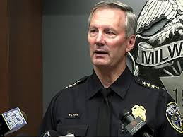 Milwaukee police chief Edward Flynn.