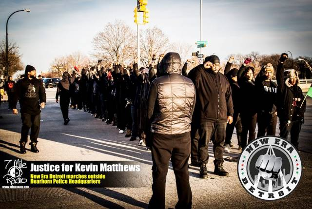 NED Kevin Matthews Dearborn police