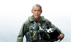 Pres. Barack Obama ready to go to war again.