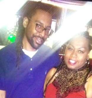 Philando Castile with mother; he was 10-year schools worker.