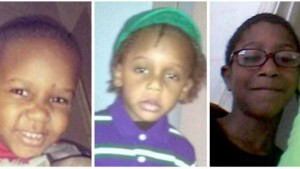 Children seriously injured at second house: Darius Andrews, Jr. 3, Isaiah Williams, 5, Zyaire Gardner, 7.