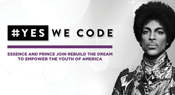 Prince has empowered many young adults through Yes We Code, a national initiative to connect 100,000 men and women from lowopportunity backgrounds to high-paying careers in technology.