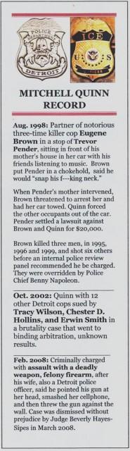 Quinn record