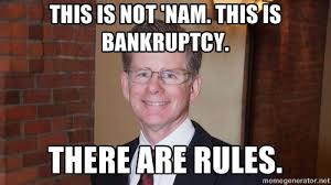 Detroit bankruptcy judge Steven Rhodes is now DPS EM.