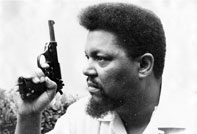"Robert Williams, author of ""Negroes with Guns"""