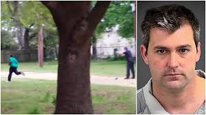 North Charleston, SC cop Michael Slager (r) killed Walter, unarmed, 50, and a Coast Guard retiree as he ran from being tasered.