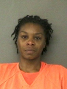 Sandra Bland's alleged mugshot. Many have questioned whether she might already have been dead when this was taken. She was severely injured by arresting cop during traffic stop.