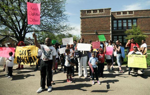 Save Oakman rally May 15 2013