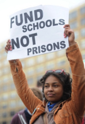 FREE JUVENILE AND PAROLABLE LIFERS; FUND SCHOOLS NOT PRISONS!