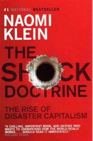 Shock Doctrine Naomi Klein