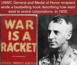 General Smedley Butler