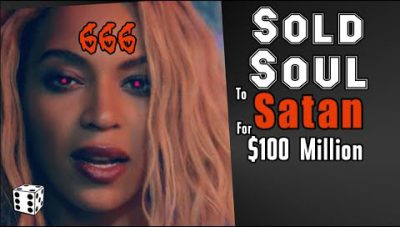 Sold Soul to Satan