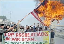 U.S. ignored ISIS atrocities in Iraq while it carried out drone atrocities in Pakistan.