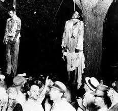 Marion, Indiana, Aug. 7, 1930: Thomas Shipp and Abram Smith are lynched,