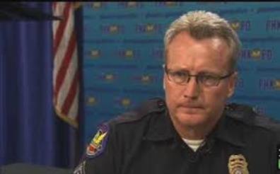 Phoenix police Sgt. Trent Crump, spokesman